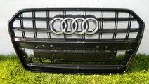 Grila Audi A6 4G/C7 S-Line Black Edition model  20...