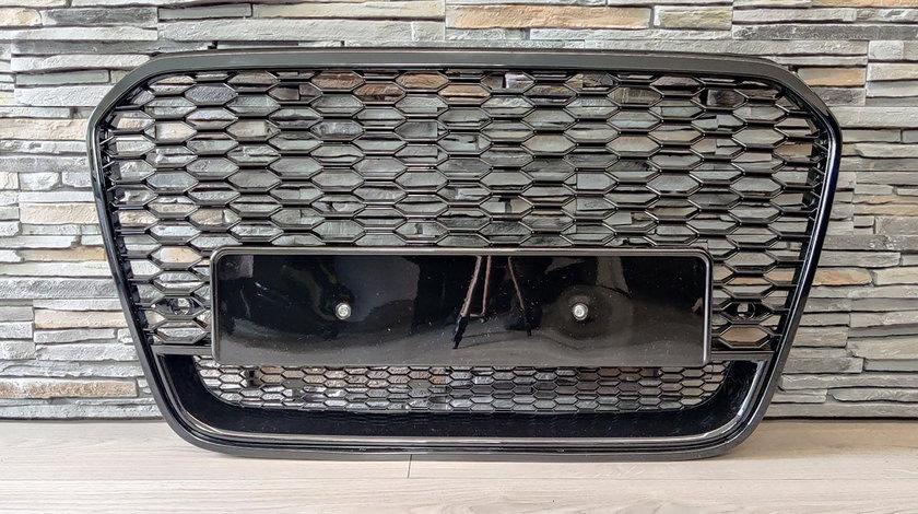 Grila Audi A6 C7 4G Pre-Facelift (11-14) RS6 Design
