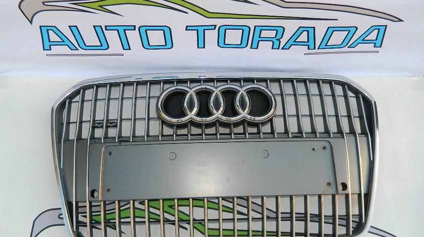 Grila Audi A6 C7 Allroad model 2011-2014 cod 4G0853653C