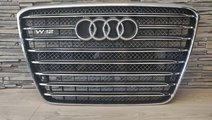 Grila Audi A8 4H D4 (09-13) W12 Design