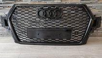Grila Audi Q7 4M (Dupa-2015) RSQ7 Black Design