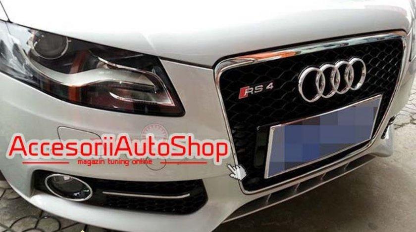 Grila Audi RS4 A4 B8 S4 2008-2012
