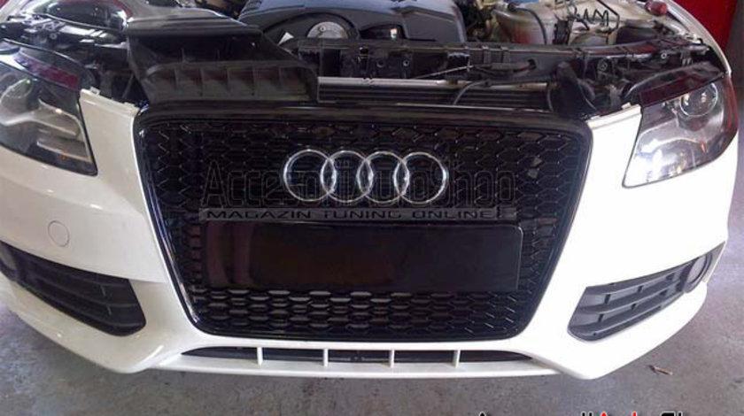 Grila Audi RS4 full black