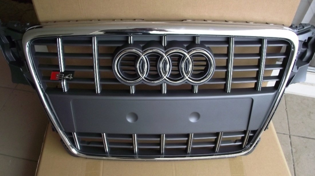 Grila Audi S6 4F 2004-2012 Grila Noua - Negre sau Gri 195 Euro
