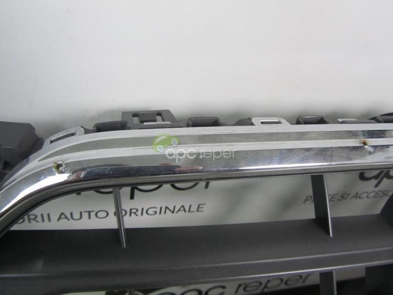 Grila Bara Fata Audi A4 8K Facelift Originala 8K0853651E / F