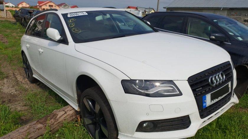 Grila bara fata Audi A4 B8 2011 break 2.0tfsi 4x4 cdn euro 5