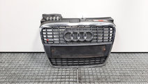 Grila bara fata centrala, Audi A4 (8EC, B7) [Fabr ...