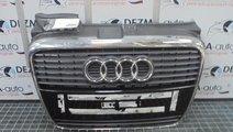 Grila bara fata centrala, Audi A4 Avant (8ED, B7) ...