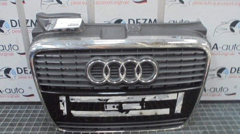 Grila bara fata centrala, Audi A4 Avant (8ED, B7) (id:272143)