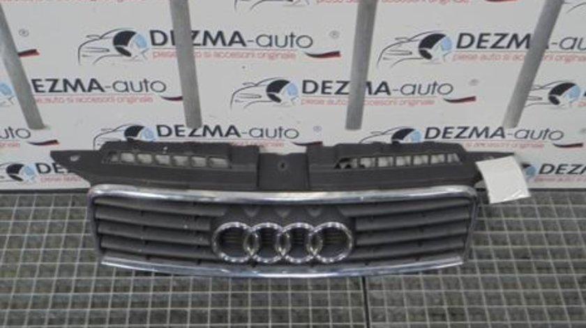 Grila bara fata centrala cu sigla, Audi A3
