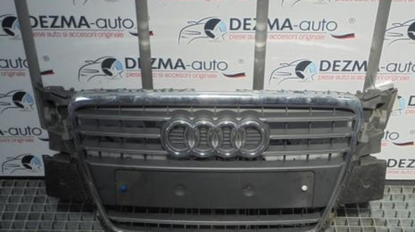 Grila bara fata centrala cu sigla, Audi A4 (8K2, B8)
