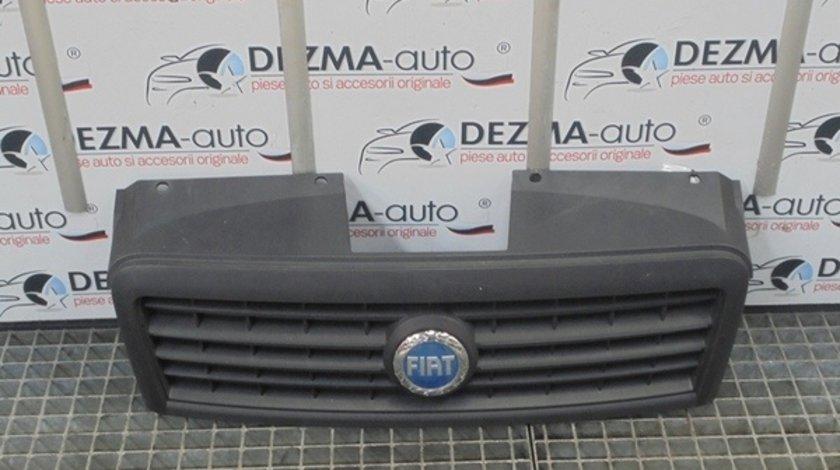 Grila bara fata centrala cu sigla, Fiat Doblo Cargo (223) (id:264913)