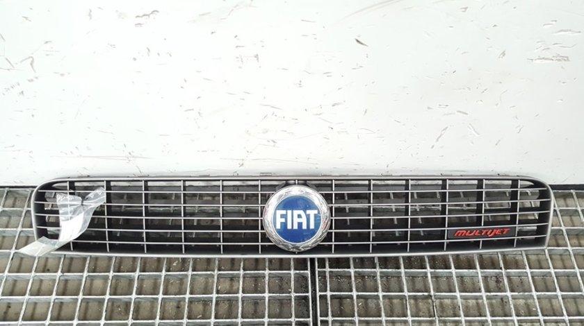 Grila bara fata centrala cu sigla, Fiat Punto (199) (id:347293)