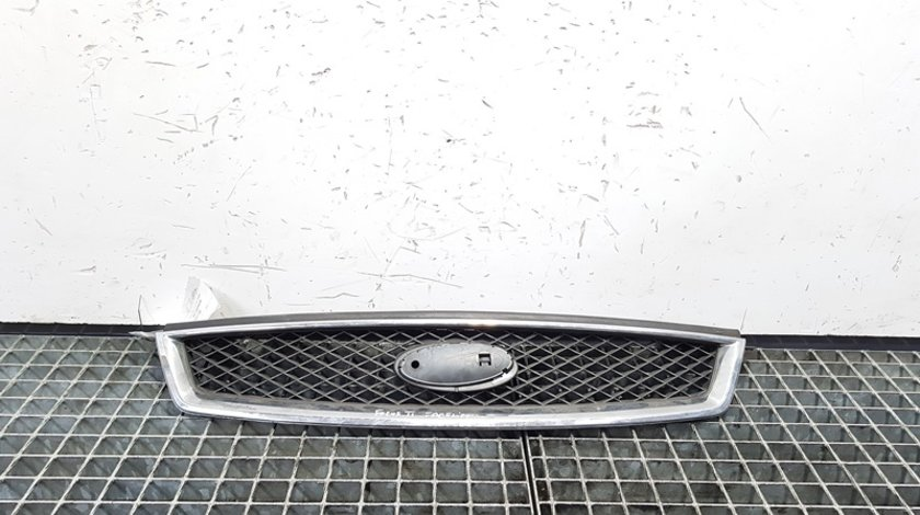 Grila bara fata centrala cu sigla, Ford Focus 2 (DA) 4M51-88C436-BC (id:354173) din dezmembrari