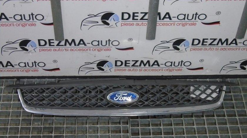 Grila bara fata centrala cu sigla, Ford Focus 2 (DA) (id:292780)