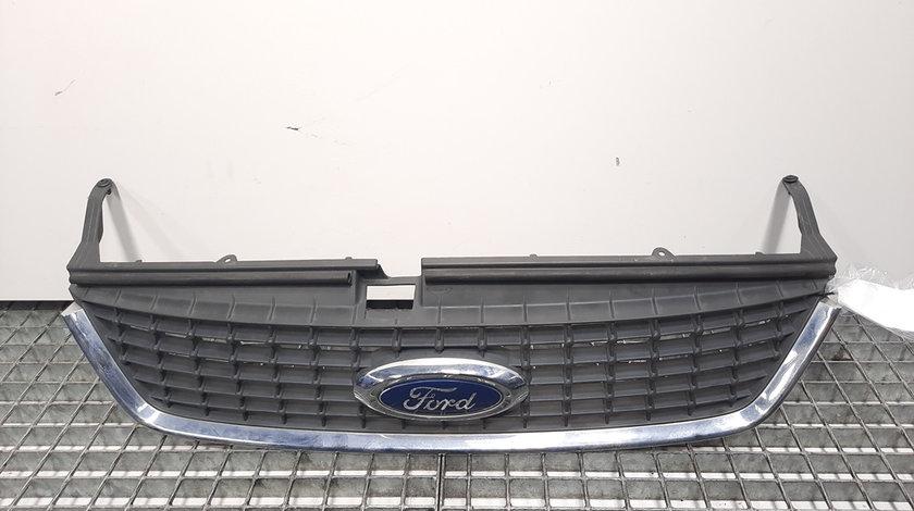 Grila bara fata centrala cu sigla, Ford Mondeo 4 [Fabr 2007-2015] 7S71-8200-D (id:424627)