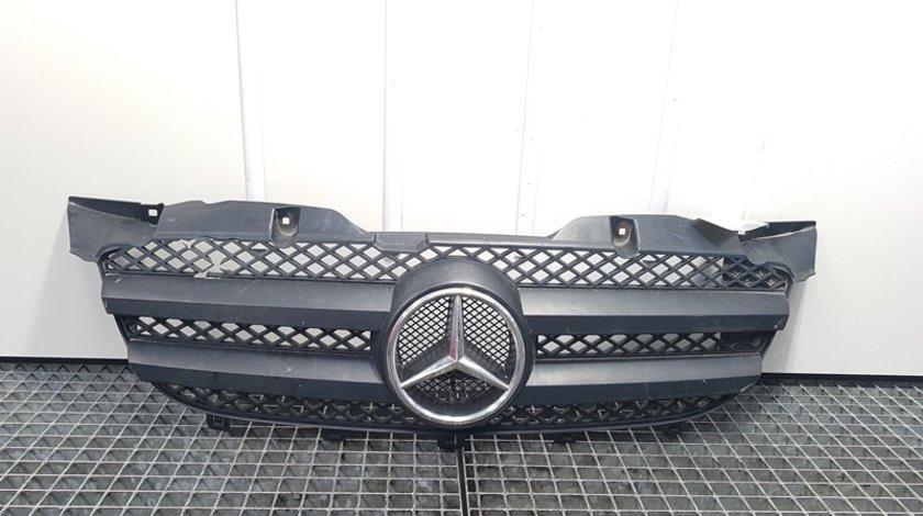 Grila bara fata centrala cu sigla, Mercedes Sprinter 3-t, A90688003 (id:358214)