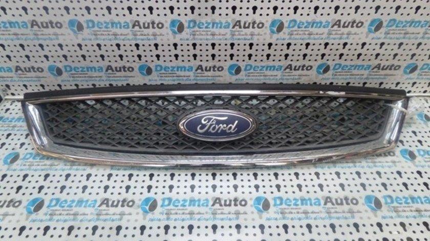Grila bara fata cu sigla Ford Focus 2, 1.6 tdci (id:192849)