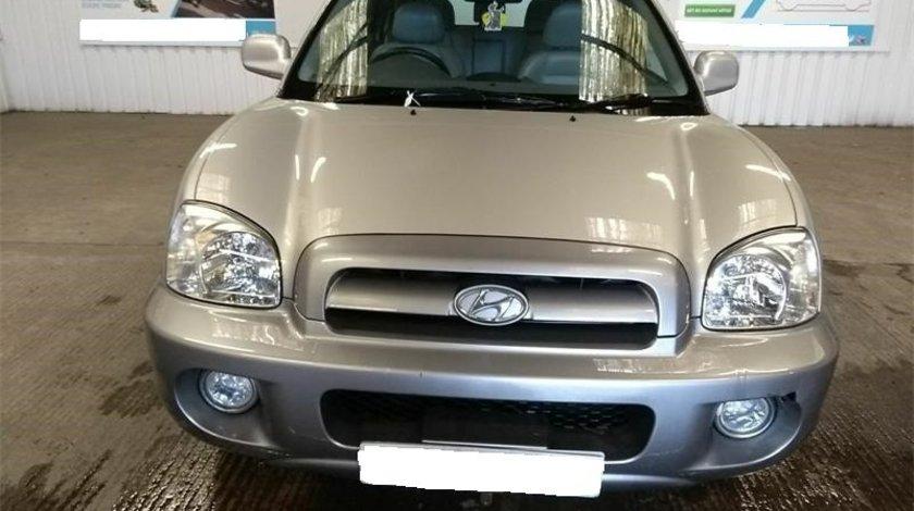 Grila bara fata Hyundai Santa Fe 2006 SUV 2.0 CRTD