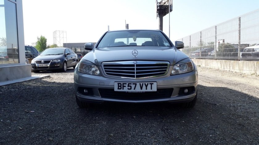 Grila bara fata Mercedes C-CLASS W204 2007 Sedan 220 CDi