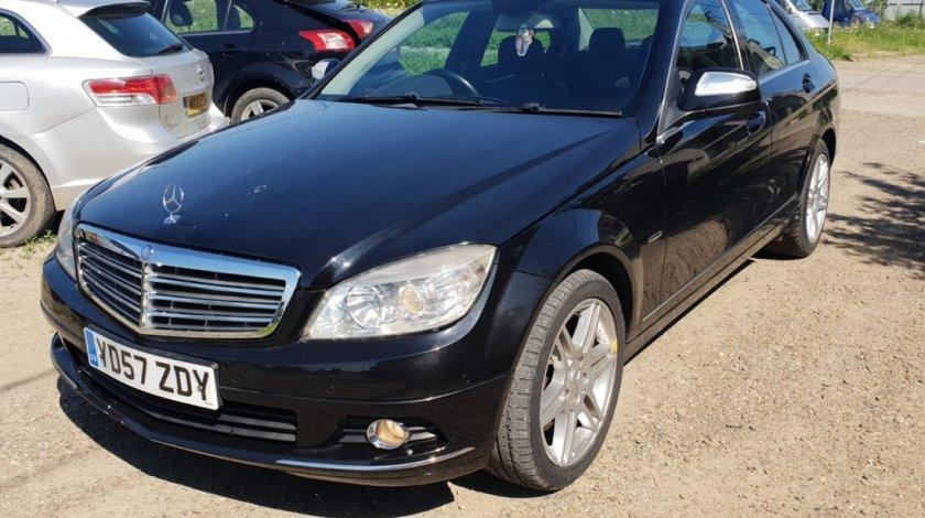 Grila bara fata Mercedes C-Class W204 2007 elegance 3.0 cdi v6 om642