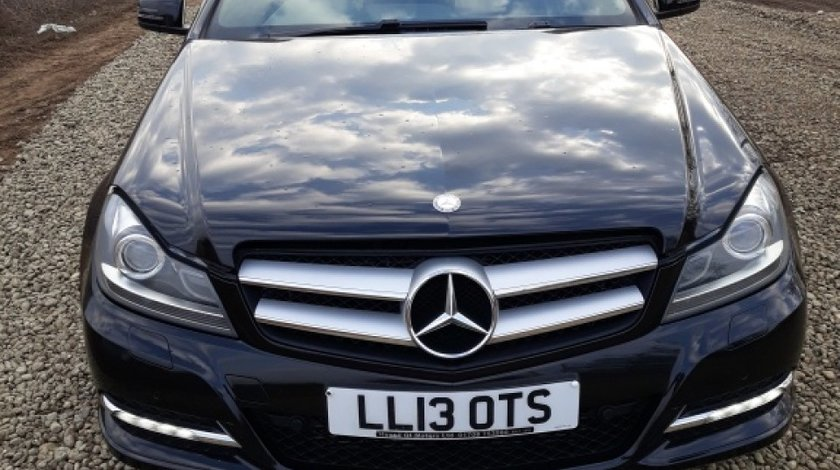 Grila bara fata Mercedes C-CLASS W204 2013 coupe 2.2