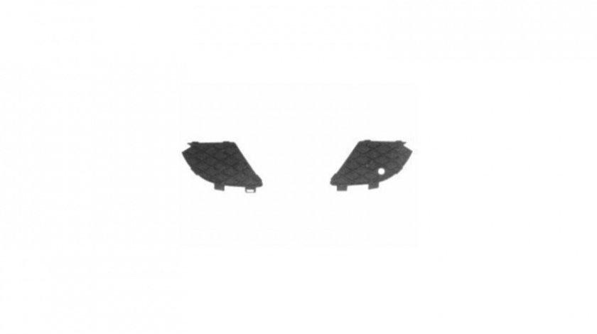 Grila bara fata Mercedes Clasa E (W210), 07.1999-03.2003, Stanga, 2108850153, 501527-1 Kft Auto