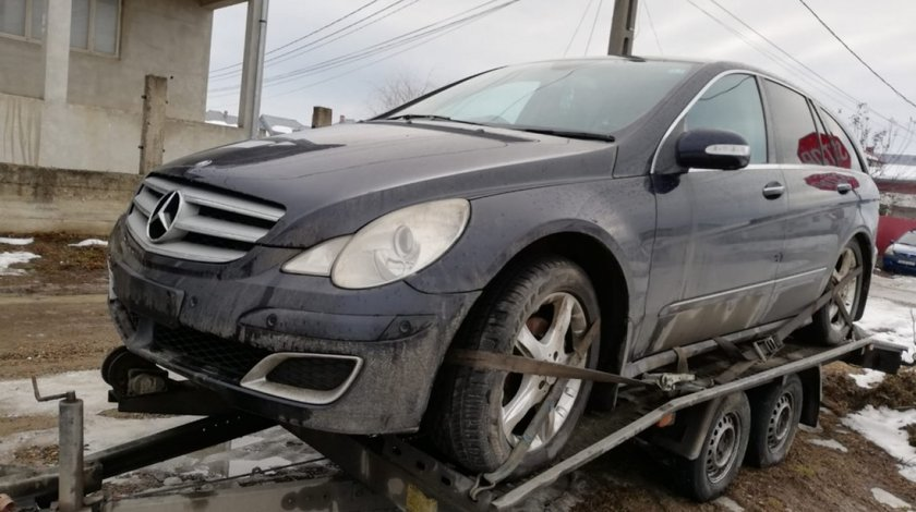 Grila bara fata Mercedes R-CLASS W251 2008 suv 3.0cdi om642 v6