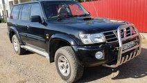 Grila bara fata Nissan Patrol 2003 Y61 GR V 3.0 di...