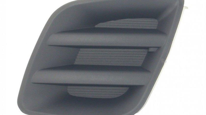 Grila bara fata Toyota Rav 4, 02.2009-04.2010, Dreapta, 5212842080, 814927-4 fara locas pentru proiectoare Kft Auto