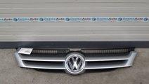Grila capota fata 5M0853655A, Vw Golf Plus (5M1, 5...
