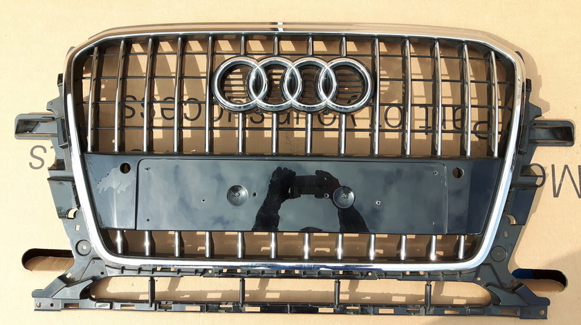 Grila centrala Audi Q5 S line 2013 2014