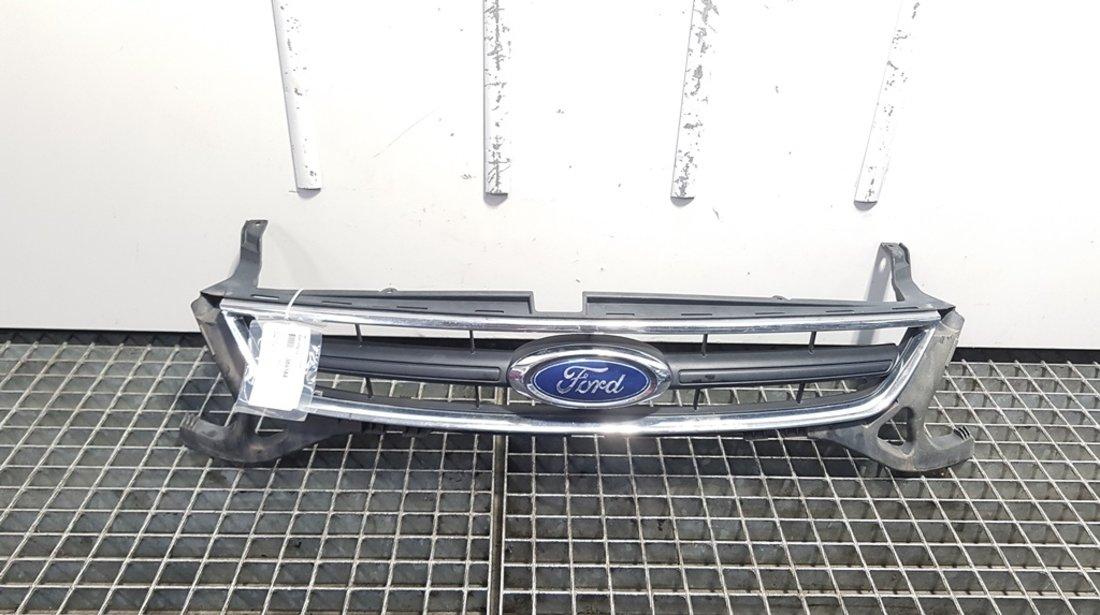 Grila centrala bara fata cu sigla, Ford Mondeo 4 (id:389184)