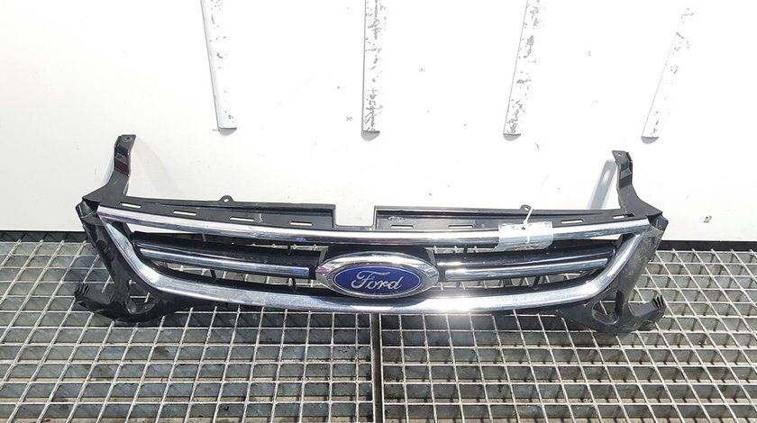 Grila centrala bara fata cu sigla, Ford Mondeo 4 (id:389183)