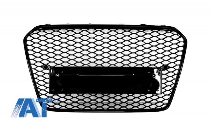 Grila Centrala compatibil cu AUDI A5 8T (2012-2015) RS Design