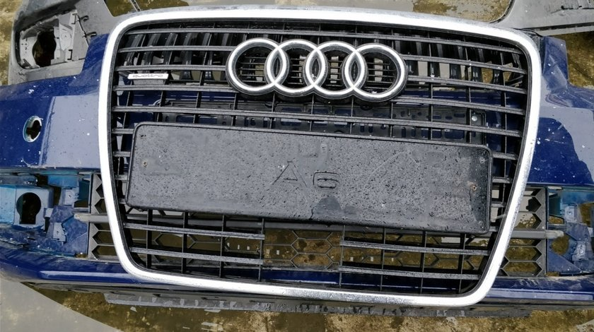 Grila centrala cu distronic Audi A6 4F 2006/2011 4F0853651AN