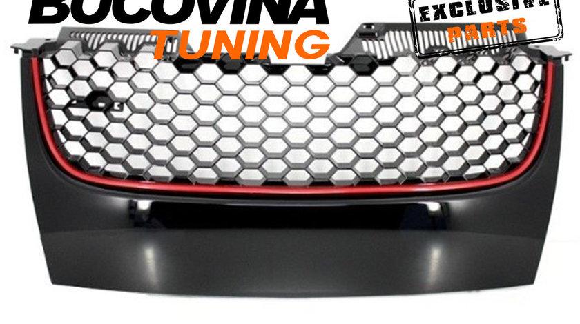 Grila Centrala Fara Emblema VW Golf 5 (03-08) GTI Design