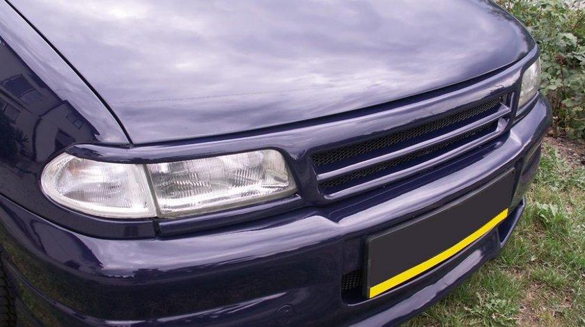 Grila centrala fara semn sport tuning Opel Astra F Gsi