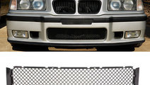 Grila Centrala-Inferioara din bara fata M3 cu BMW ...