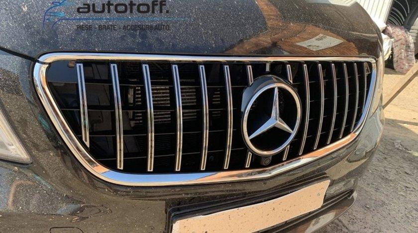 Grila centrala Mercedes Benz V-Class W447 (14-19) GT Panamericana