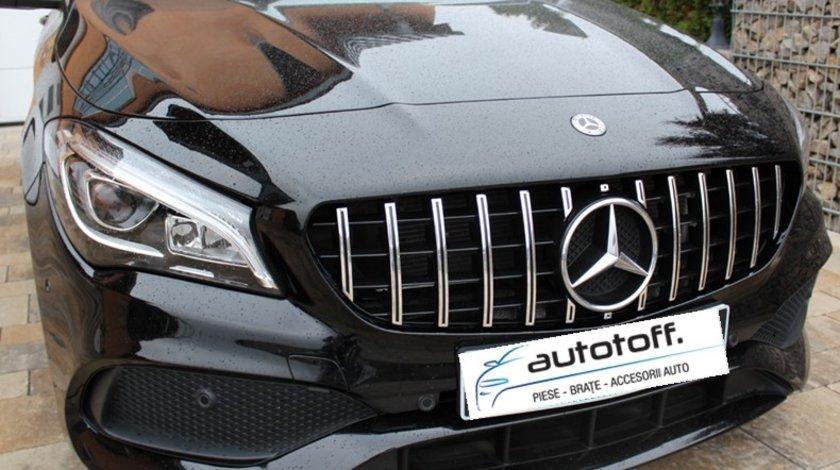 Grila centrala Mercedes CLA W117 C117 X117 (2013-2016) GT Design