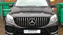 Grila centrala Mercedes GLE W166 SUV (2015-2018) G...