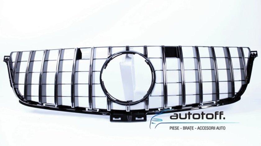 Grila centrala Mercedes ML W166 (12-15) GT Design