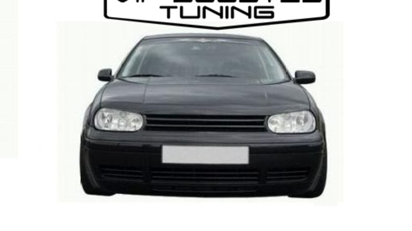 Grila Centrala tuning  fara semn Volkswagen Golf 4 IV 1997-2005