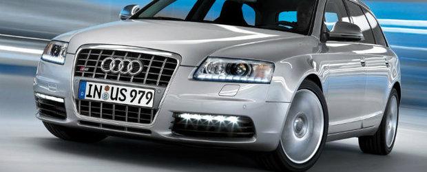 Grila de Audi S6, compatibila cu orice A6 4F, la un super pret!