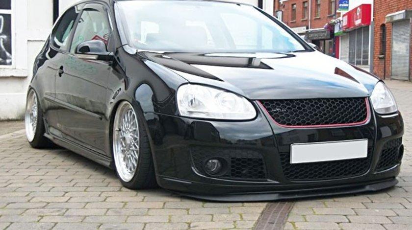 Grila fagure VW GOLF 5 GTI fara emblema negru rosu