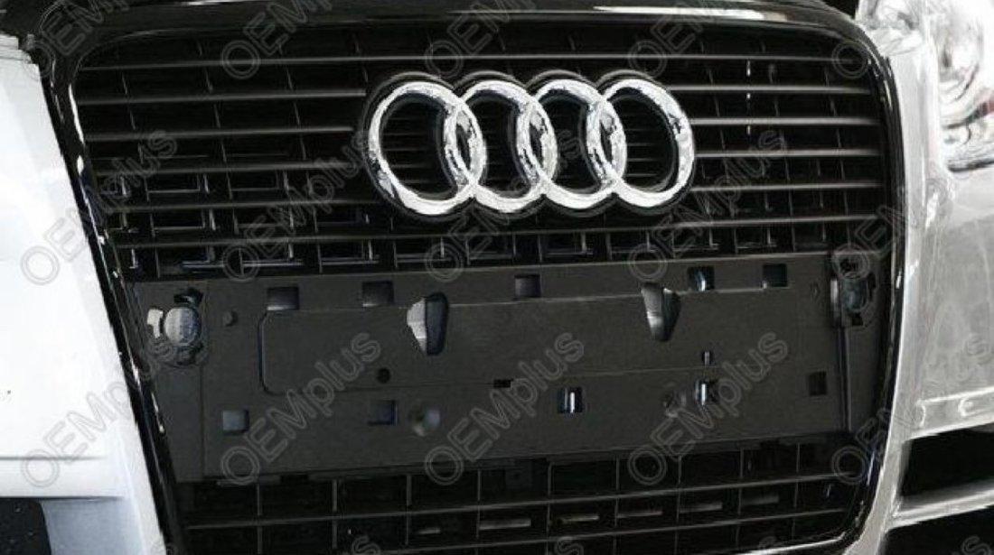 Grila fata Audi A4 B6 2005 2008 neagra