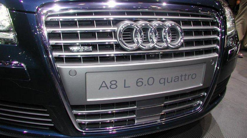 Grila fata AUDI A8 S8 W12