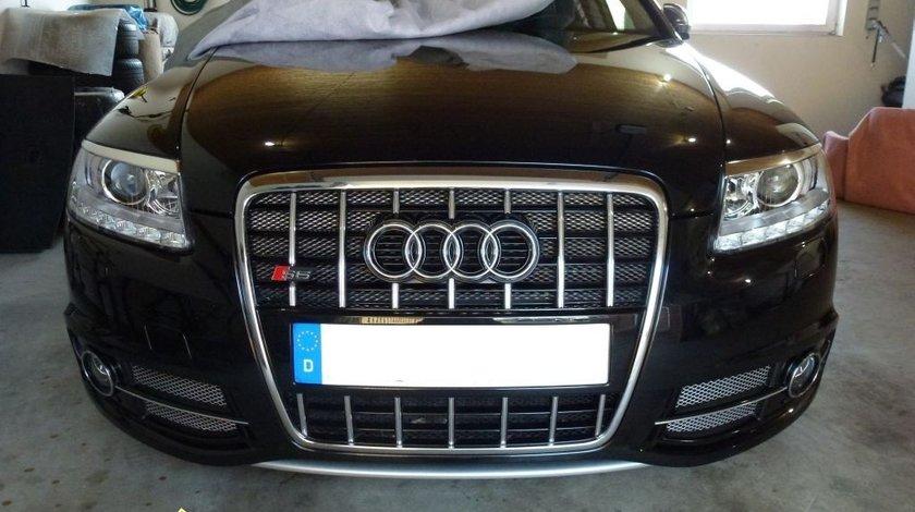 Grila fata AUDI S6 4f facelift