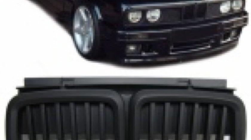 Grila fata BMW E30 negru FK